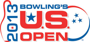 Bowling's first-ever U.S. open