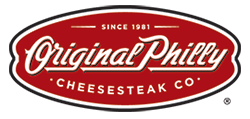 Original Philly Cheesesteak Co Logo