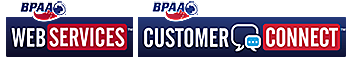 BPAA Webservices & Customer Connect Help Site